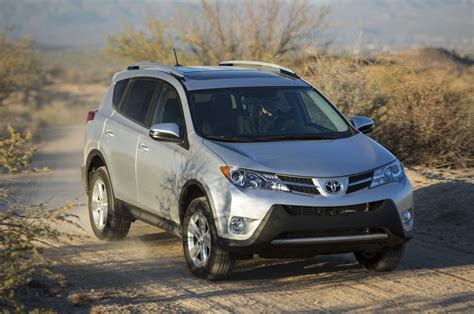 Rav4 2014 Review by 2014 Toyota Rav4 Reviews And Rating Motor Trend
