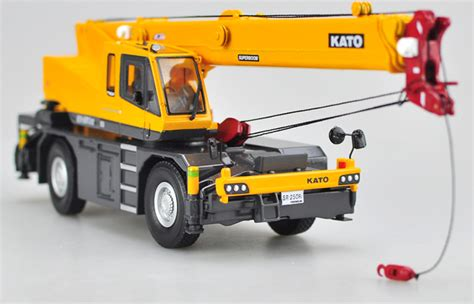 Alloy Model Series Construction 95566 1 50 scale model kato sr 250ri 25 tons terrain crane diecast model zinc alloy model