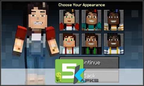 minecraft full version apk download free minecraft story mode v1 37 apk mod obb data full version