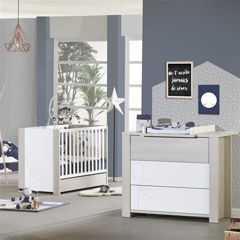 chambre bebe opale chambre b 233 b 233 duo opale fr 234 ne sabl 233 avec motif lit