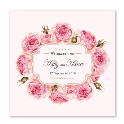 design bunga pengantin chantiqs cetak on twitter quot kad kahwin floral 47