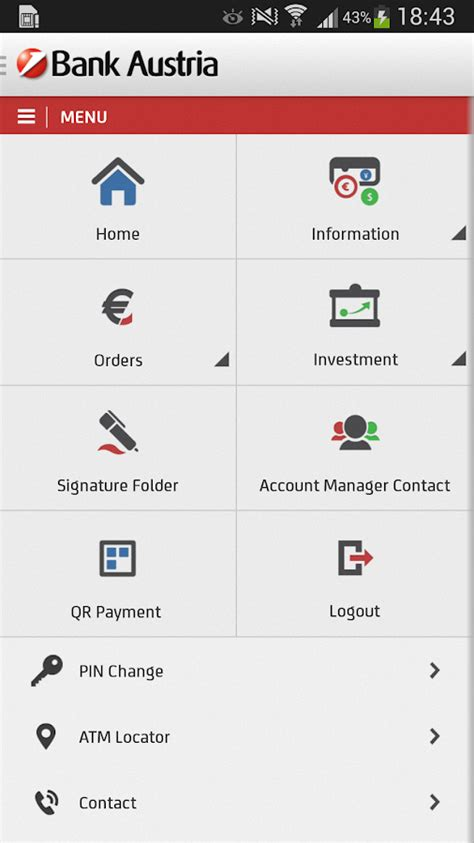 bank austria mobile banking bank austria mobilebanking apk by unicredit bank austria