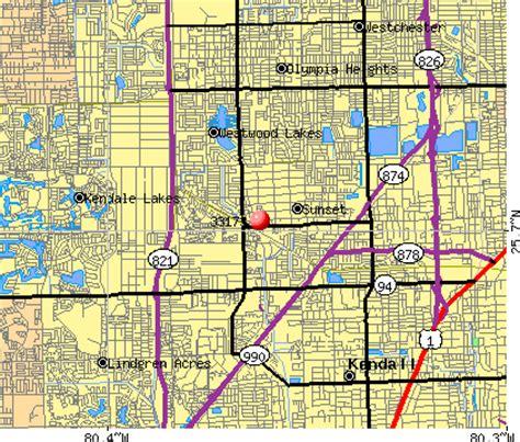 florida offender map 33173 zip code sunset florida profile homes