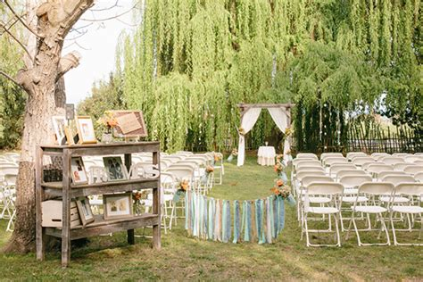 rustic country wedding venues california wedding in sanger ca mini bridal