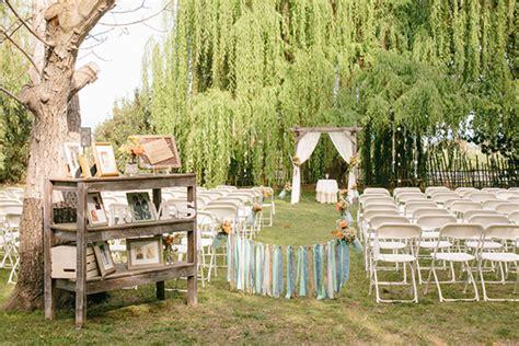 rustic wedding in southern california rustic california wedding 100 layer cake