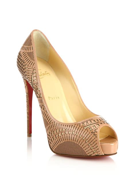 replica blue quentin jammer 23 jersey attractive p 31 christian louboutin leopard peep toe pumps replica shoes