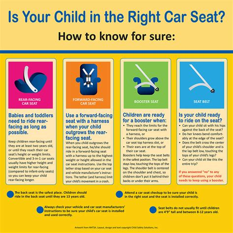 child safety seat guidelines car seat and passenger safety santa clara county