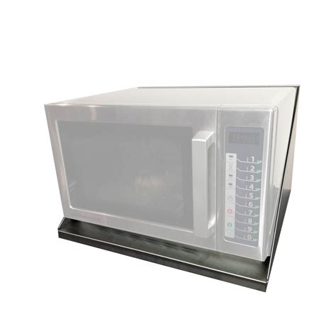 Microwave With Shelf by Microwave Shelf Catermaster