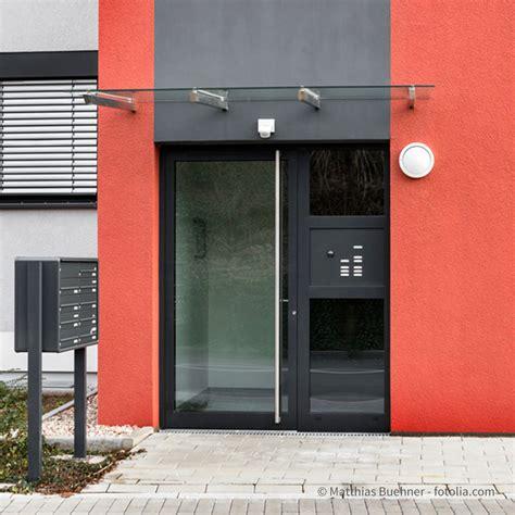 Vordach Stahl Glas by Vordach Hauseingang Glasvordach Haust 252 R 252 Berdachung Glas