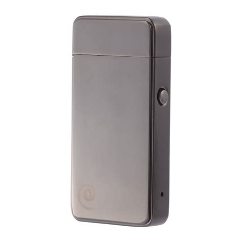 Usb Rechargeable Electric Lighter plazmatic x usb rechargeable lighter titanium electric