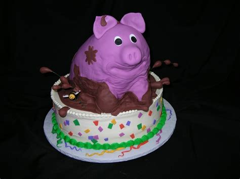 10 Best Cakes by Top 10 And Creative Pigs In Mud Cakes