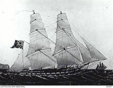 boat transport europe to australia colonial period 1788 1901 the australian war memorial