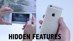 iPhone 6 Tips & Tricks - 5 Features You Didn't Know About