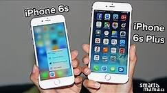 iPhone 6s & 6s Plus: Recenze