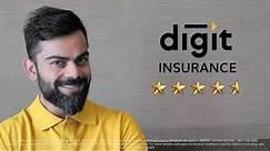 Virat Kohli Switches to Digit Insurance