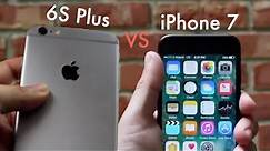iPHONE 6S PLUS Vs iPHONE 7 In 2018! (Comparison) (Review)