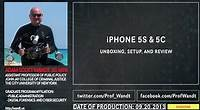 iPhone 5S & 5C: Unboxing, Setup and Review