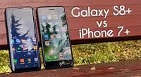 Galaxy S8+ vs iPhone 7 Plus | Koji je bolji? | Usporedba!