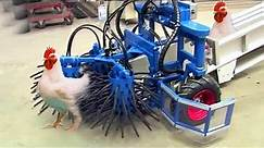See how these machines work, can't believe. Incredible technology modern machines