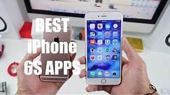 BEST iPhone 6S APPS