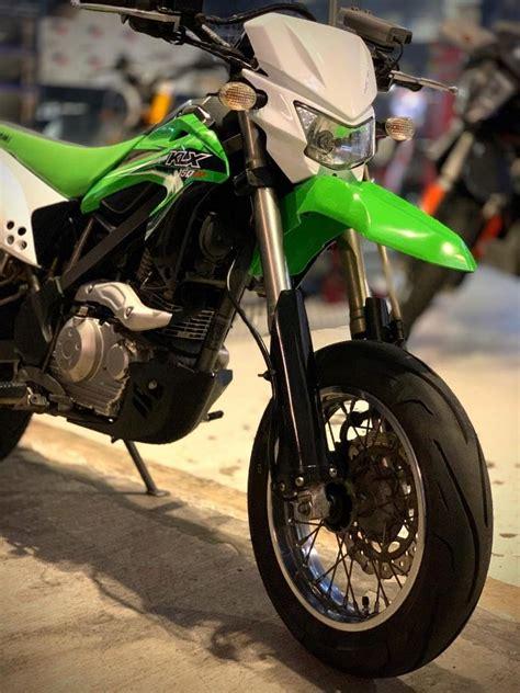 125 Kawasaki Supermoto