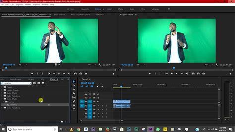 Adobe Green Screen