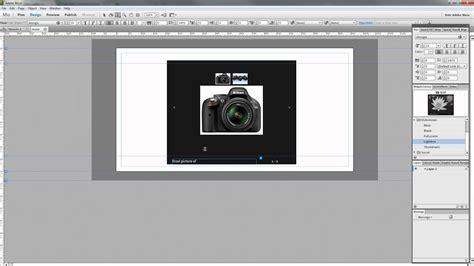 Adobe Lightbox