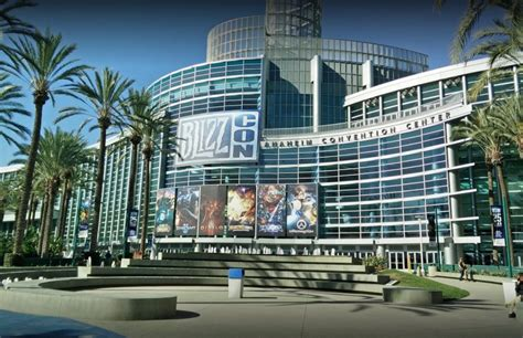 Anaheim Convention Center Events