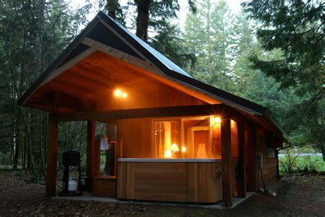 Ashford Cabins Washington State