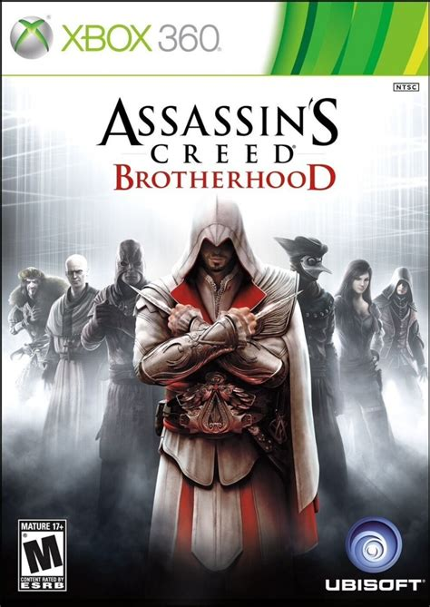 Assassin's Creed Brotherhood Xbox 360