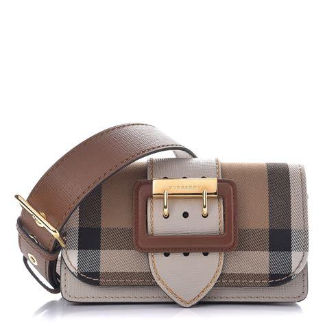 Bag Men's Burberry Houscheck