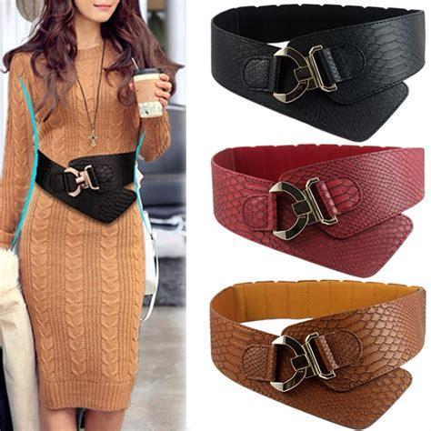 Big Fashion Belts