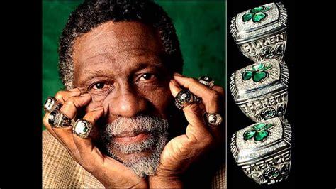 Bill Russell 11 Rings