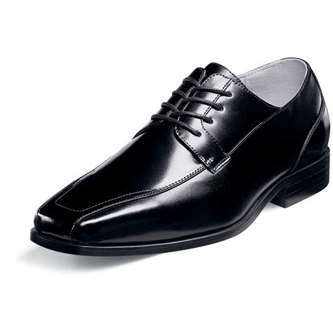 Black Oxford Dress Shoes
