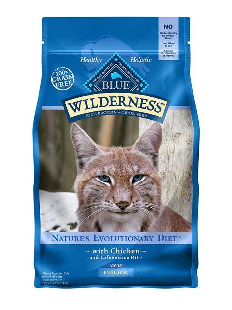 Blue Buffalo Dry Cat Food