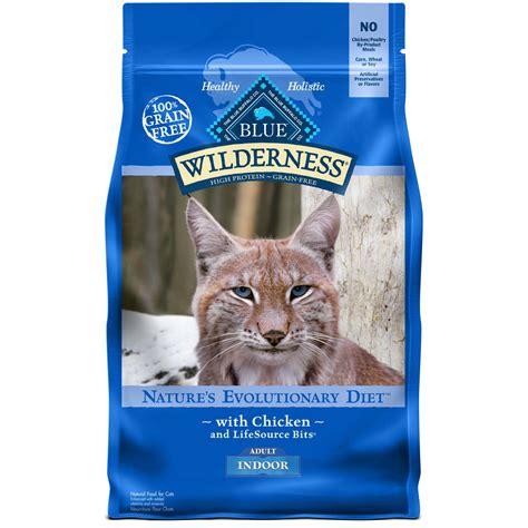 Blue Buffalo Indoor Cat Food