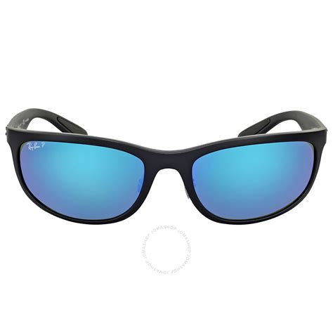 Blue Polarized Sunglasses