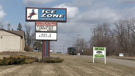 Boardman Ice Zone Closing