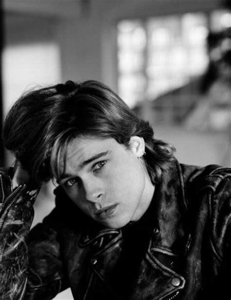 Brad Pitt 1986