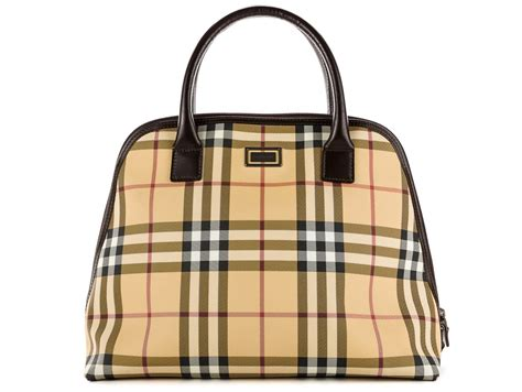 Burberry Alma Bag