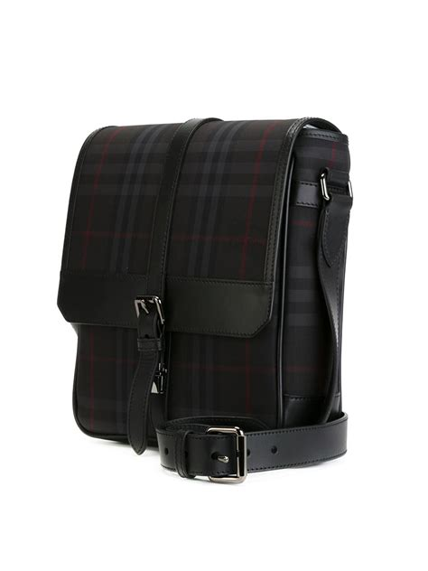 Burberry Bryett Messenger Bag Men's
