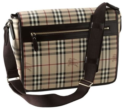 Burberry Laptop Messenger Bag