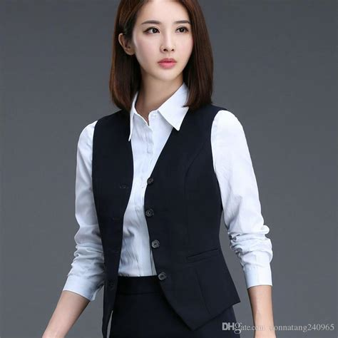 Business Vests for Women