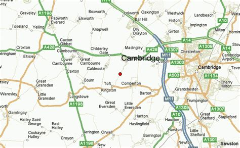 Cambridge Located