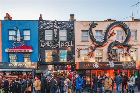 Camden London UK