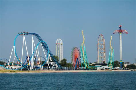 Cedar Point Ohio