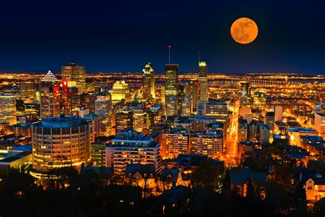 City Montreal Quebec