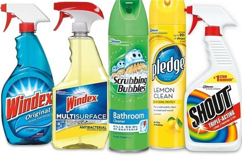 Cleaning Supply Brands