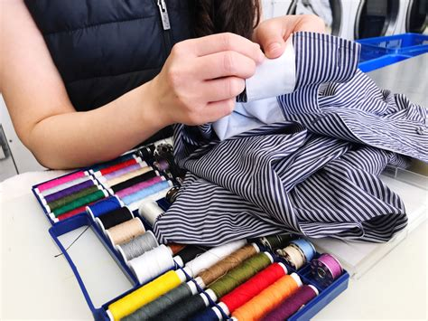Clothing Alterations Business