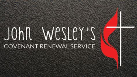 Covenant Renewal Services